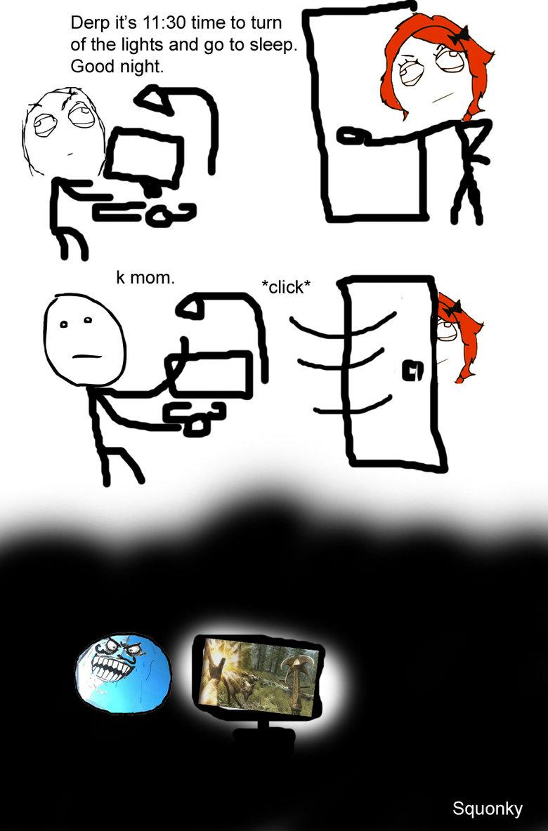 True Story. OC, also..