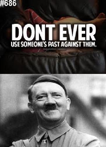 Tumblr logic. .