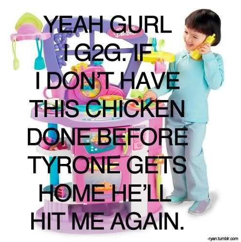 Tyrone gonna hit meh. Tags ------>.