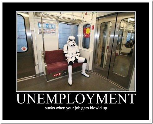 Unenployment. its a real problem.