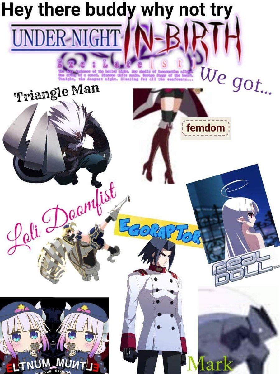 UNIST Meme Dump 2. join list: SaikyoFighters (329 subs)Mention History ^ Fighting games list.. CHESTO! CHE-CHE-CHE-CHE-CHE- CHESTO!!! Source: https://youtu.be/ETpmqn-xv1U