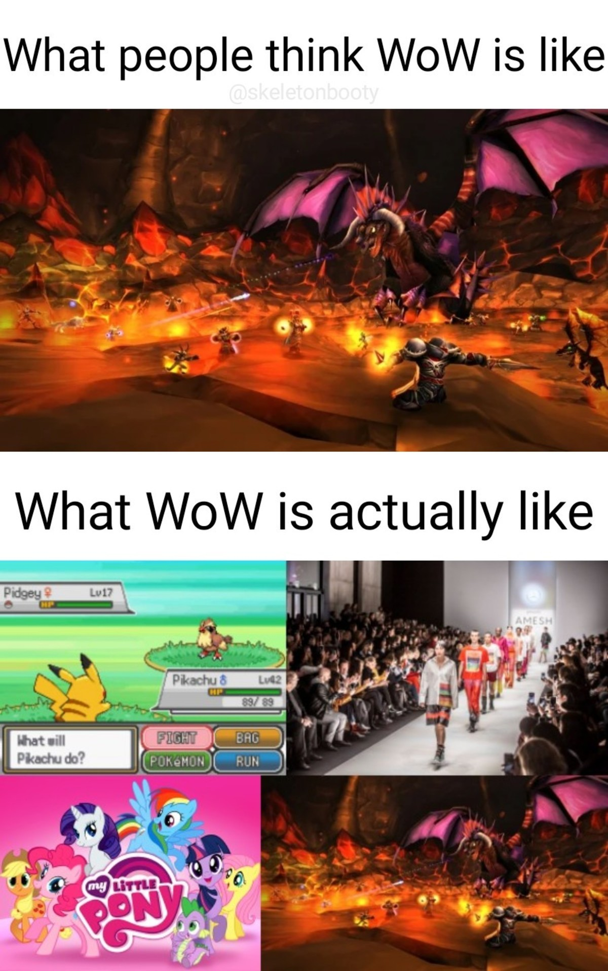 uppity Trolls. .. As someone who plays WoW a lot I hate WoW