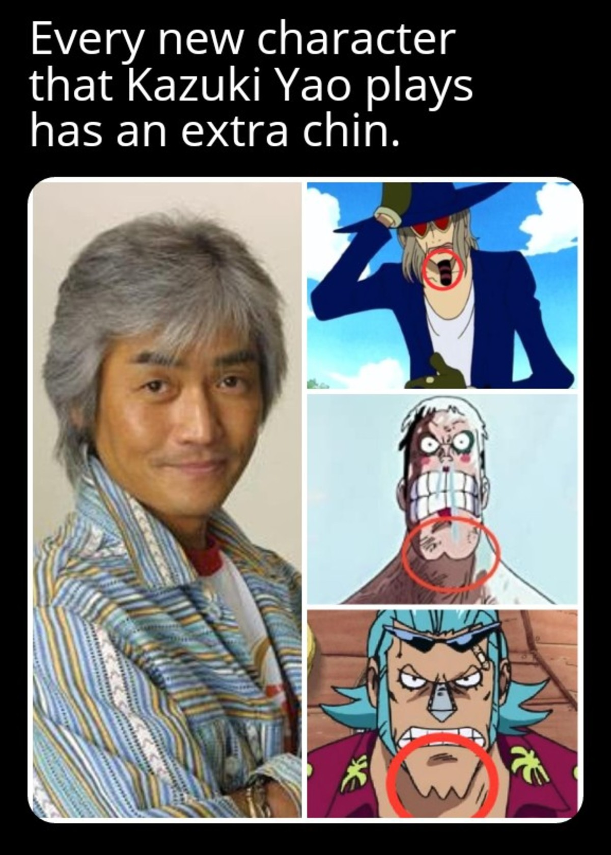 vinnie the chin. join list: onepiece (236 subs)Mention History.. How somebody as cool as Bon Clay ended up working for King Sandy Cunt, I'll never understand.