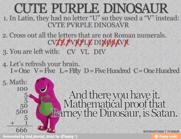 """Well, .. Hi.. CUTE PURPLE DINOSAUR L In Latin, they had no letter """"U'' are they used a """"V"""" instead: CATE PARPLE DINOSAUR 2. Cross out all the letters that are n"""