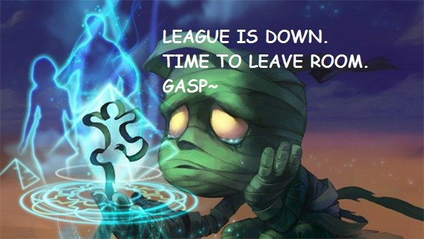 wtf will we do now. . IS DOWN. TIME ? LEAVE ROOM.. or you could play RO with me :3 (ragnarok online)