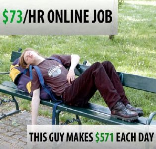 Advertising At Its Best. THUMBS UP... If You Think This Is A Scam Advertisment.. sure he does lol ;)
