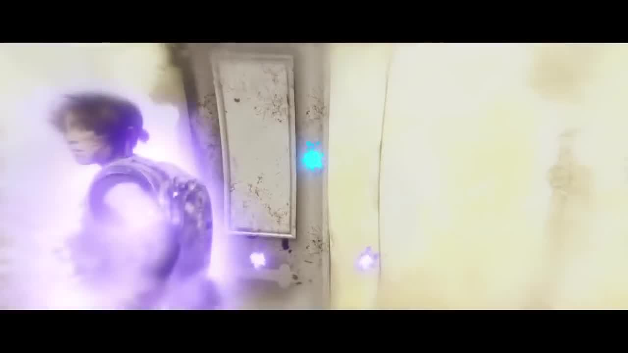 Beyond: Two Souls trailer but the animations are broken