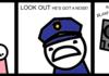 nose cop ASDF