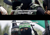 Bad luck Hamas