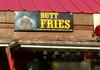 butt fries