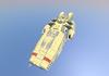 Battlestar Galactica in Minecraft!
