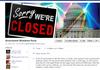 Gov' shut down party