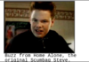 Buzz from home alone