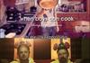 Boys who cook