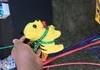 Bootleg pikachu toy I found
