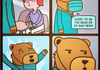 Bears don't dig on dancing