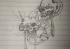 Barracks duty doodle