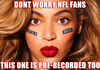 Beyonce is Ready for Super Bowl