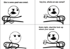 Beer guy and Cereal guy