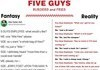 But seriously... five guys sucks.