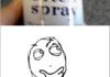 Bitch Spray...