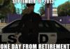 BAD Luck GTA 5 Cop
