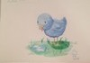 Blue Bird (Learning Quickly)