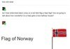 Norway is the enemy