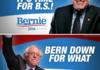 Bern down