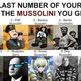 Roll Your Mussolini