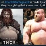 Thor's Tiddies