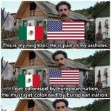 Mexico vs the US