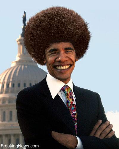 Obama. nothing.